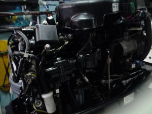 Tohatsu 50hp TLDI Outboard For Sale